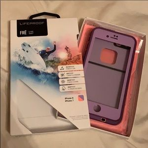 iPhone 7/8 Plus LifeProof Fre Case